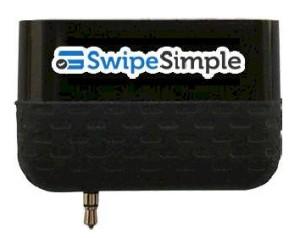 Swipe Simple Pliug in Reader
