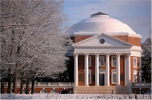 Charlottesville Rotunda