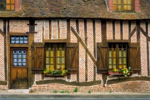 Boubonnais Timbered House
