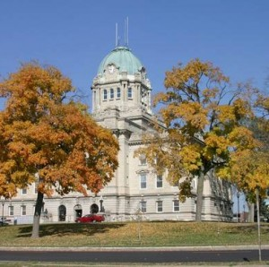 Kankakee Courthouse